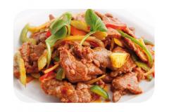 K3 - Boeuf à la sauce thaïlandaise