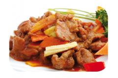 K4 - Boeuf à la sauce saté