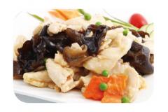 K6 - Poulet aux champignons noirs