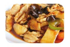 K9 - Poulet à la sauce saté